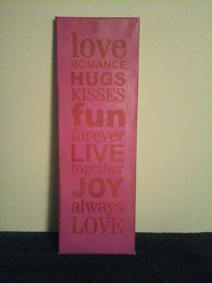 Nice words for your special somebody!!!! for Sale in Pasco, WA