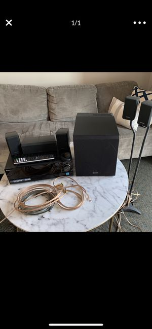 Sony Home Theatre for Sale in IL, US