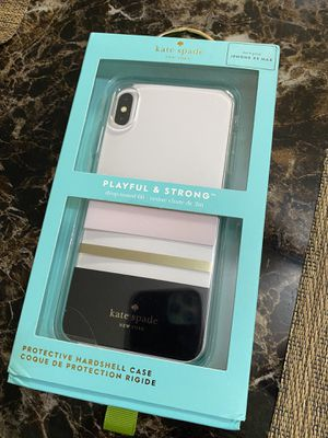 Kate Spade iPhone XS Max phone case for Sale in Costa Mesa, CA