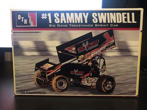 Sammy swindell model kit for Sale in Quincy, IL
