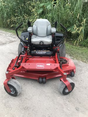 """60"""" toro Z-Master 6000 series Commercial Zero Turn Mower for Sale in Southwest Ranches, FL"""