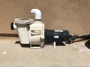 WhisperFlo pool pump for Sale in Lakeside, CA
