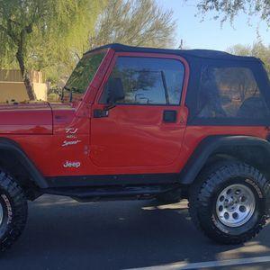 2000 Jeep Wrangler TJ for Sale in Mesa, AZ