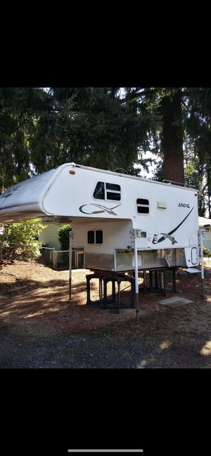 2007 Apache camper for Sale in Auburn, WA