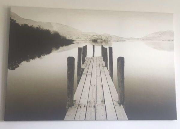 IKEA canvas photo