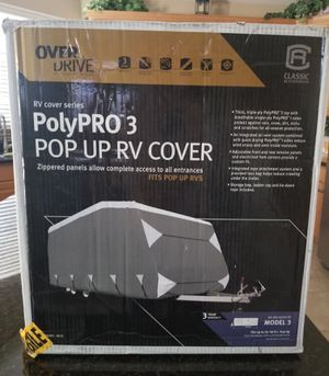 Classic Accessories RV Cover, PolyPro 3 for Sale in Goodyear, AZ
