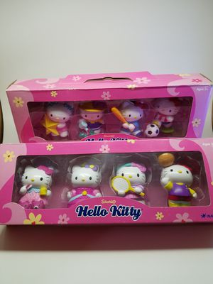"Hello Kitty 3"" Figures by Sanrio (Please Read Description) for Sale in Phoenix, AZ"
