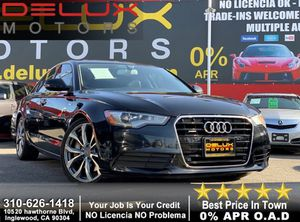 2014 Audi A6 for Sale in Lennox, CA