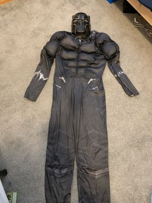 Black Panther Costume - Large for Sale in Shoreline, WA