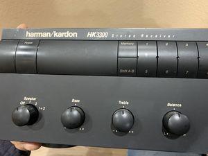 Harman Kardon HK3300 Stereo receiver for Sale in Escalon, CA