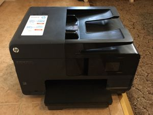 HP OfficeJet Pro 8610 All-in-One Wireless Color Printer with Print, Scan, Fax, Copy and Mobile Print for Sale in Anaheim, CA