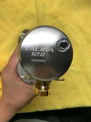 Shimano Talica 12ii for Sale in San Diego, CA