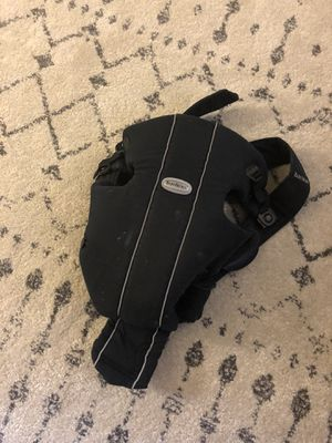 Baby Bjorn baby carrier for Sale in Austin, TX