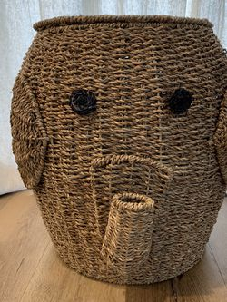 Elephant Wicker Storage for Sale in Corona,  CA