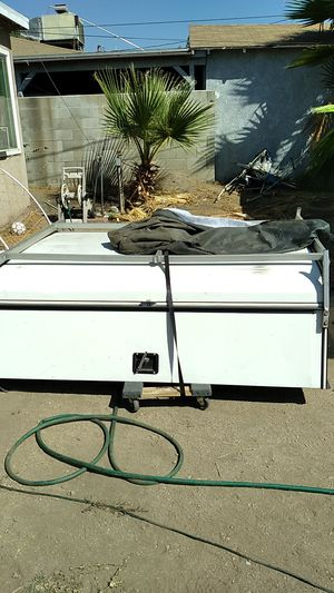 Work truck camper shell for Sale in San Bernardino, CA