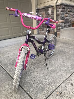 "Kids bicycle 20"" AVICO bike. "" Sapphire Girls Rock ""Bike for Sale in Portland, OR"