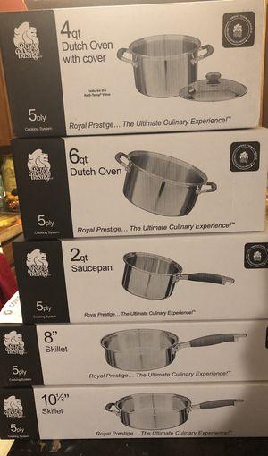 Brand New Royal Prestige set for Sale in Frostproof, FL