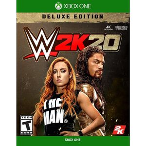 WWE 2k20 - XBOX ONE for Sale in Lincoln, RI