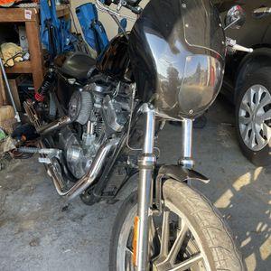 2004 Harley Davidson Sportster 1250 for Sale in Fresno, CA