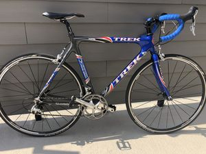 Trek OCLV CARBON 120, 55cm full Carbon Road Bike for Sale in Glendale, CA