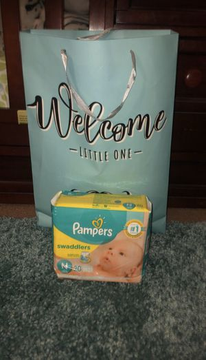 Baby clothes and diapers for Sale in Phoenix, AZ