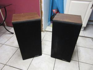 Polk Audio Number 4 Monitor Speakers for Sale in Baltimore, MD