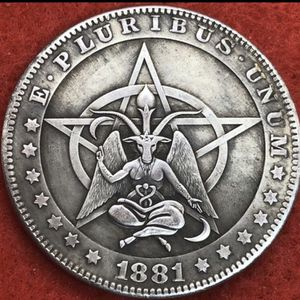 Occult Tibetan silver coin. First $20 offer automatically accepted. Shipped same day for Sale in Clackamas, OR