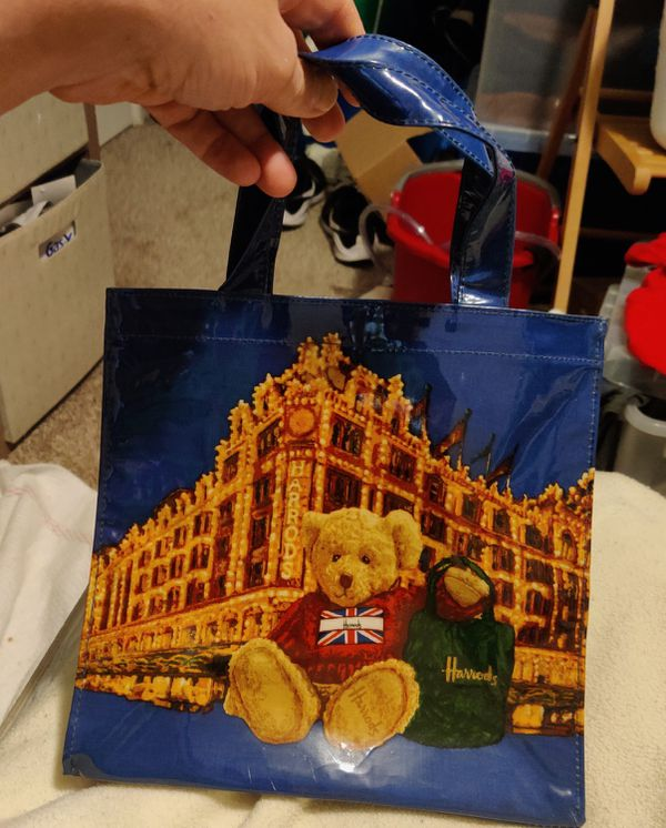 Authentic HARRODS of England Gift Bag