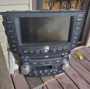 Acura TL Navigation system, Radio for Sale in Detroit, MI
