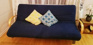 European Futon contemporary couch bed, for Sale in Palm Harbor, FL