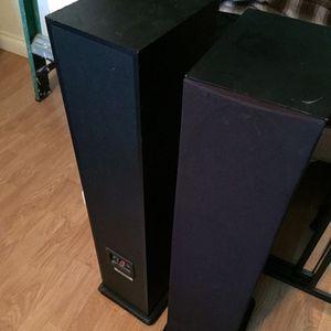 Polk Audio Speakers (need repair) for Sale in Orange, CA