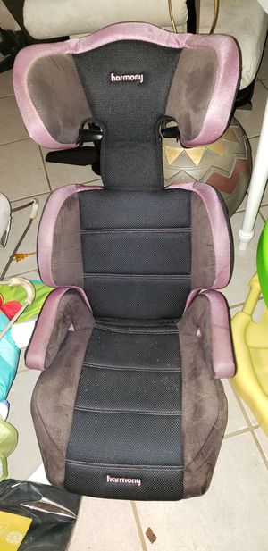 Harmony Booster Seat (Extendable back) for Sale in Temple, GA