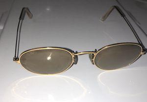 Vintage Ray Ban B&L USA Diamond Hard GOLD MIRROR Sunglasses w/ No Case for Sale in Wood-Ridge, NJ