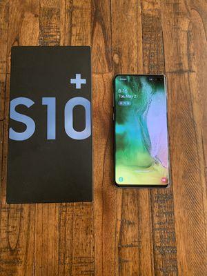 S10 Plus 128gb Unlocked for Sale in Nashville, TN