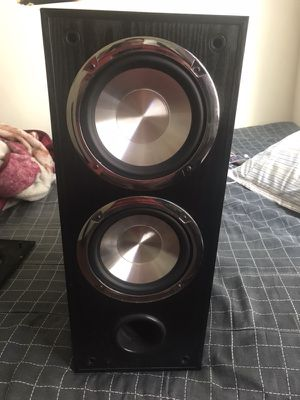 Subwoofer digital audio 800 watts for Sale in San Diego, CA