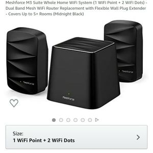 Internet Mesh System WiFi Meshforce for Sale in Cleveland, OH