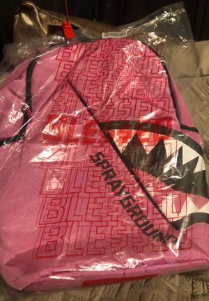 Pink Sprayground backpack ( brand New) for Sale in Atlanta, GA