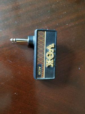 Vox amPlug 2 AC30 Guitar Headphone Amp for Sale in Chandler, AZ