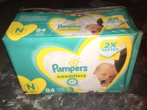 Pampers swaddlers for Sale in Chula Vista, CA