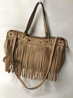 Innue Bag Fringe Hobo Purse Leather for Sale in Collinsville, IL