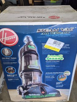 Brand New In The Box Never Used Hoover Steam Cleaner Vacuum for Sale in Hermosa Beach,  CA