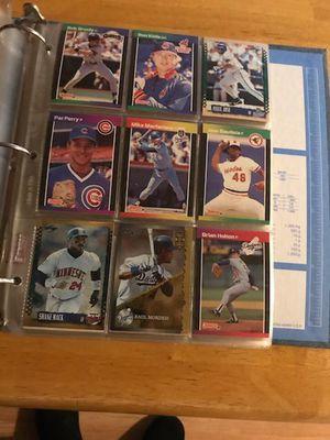 Baseball Cards 1987-1999 for Sale in Lake Stevens, WA