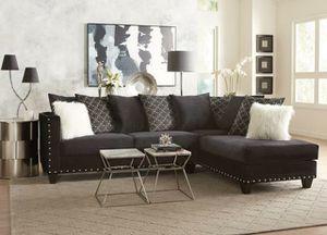 Sofas super facil financiar for Sale in Dallas, TX