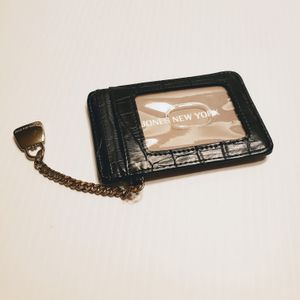 """Jones New York Credit card holder . Leather. Perfect shape, like new. 5 slots. Size 4.5""""x3"""". for Sale in Saratoga, CA"""