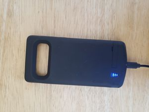 SAMSUNG S10E BATTERY POWER CASE for Sale in Los Angeles, CA
