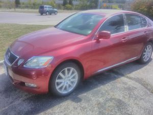 2006 Lexus Gs 300 awd for Sale in Columbus, OH