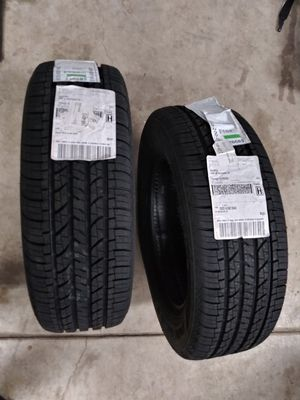 Two trailer tires for Sale in Phoenix, AZ
