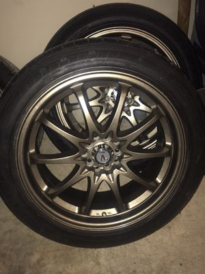 18in ce28 reps 5x114.3 trades? for Sale in Bellevue, WA