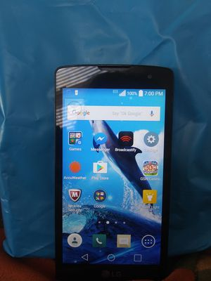 LG ANDROID CELL PHONE for Sale in Box Elder, SD