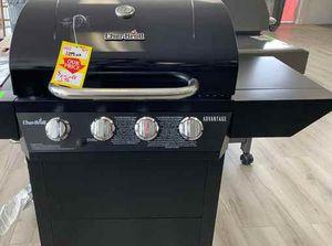 Brand New Black Char-Broil BBQ Grill NQ GW for Sale in Cedar Park, TX